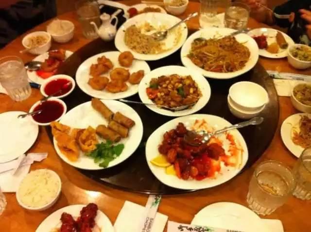 全美中餐馆TOP25权威发布,美帝的梦之城们有福了!