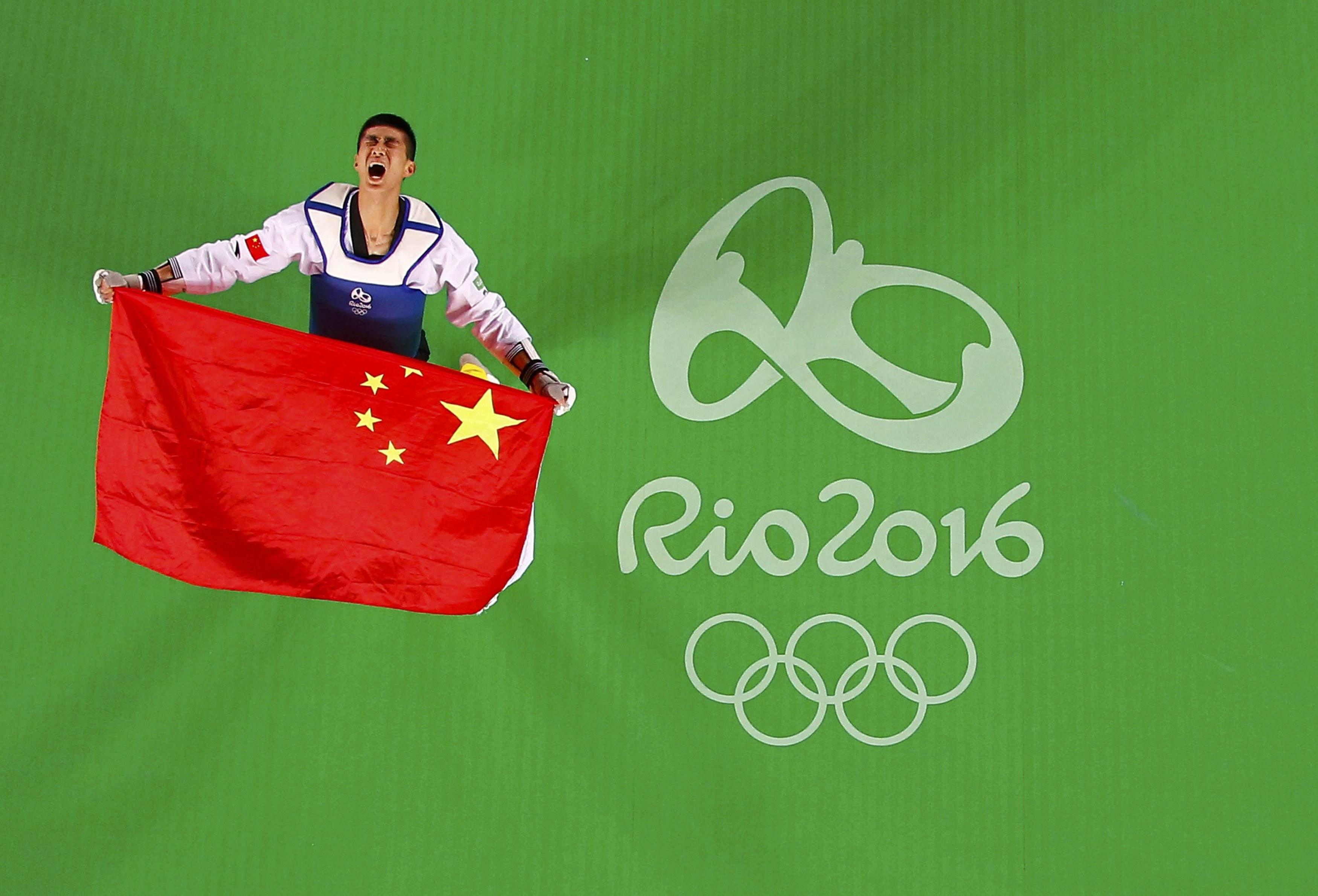 """2016年中国体育答卷:107个世界冠军、9项世界纪录"""""""