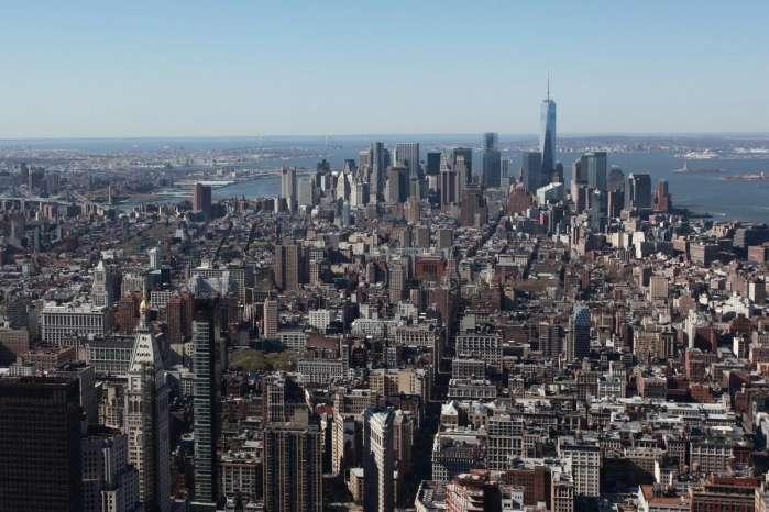 纽约人均gdp_北京人均GDP接近富裕背后 与国际大都市差距大