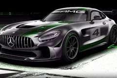 奔驰在售最快的车,极速达318km/h,堪称绿色幽灵