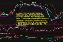 炒股高手结合KDJ和BOLL操作,买卖点精准率提高90%