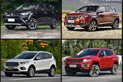 依然是SUV的天下,2016高关注度紧凑级SUV推荐