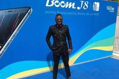 Boom J8!非洲最火的霸气智能手机,来自中国