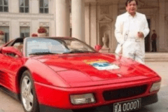 24年前座驾两亿都不卖车主被红十字授名誉会长称号