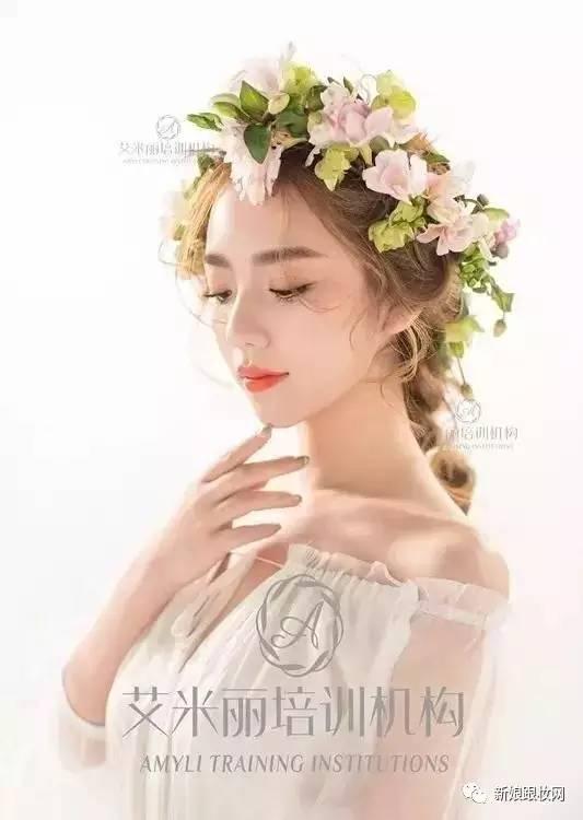2017最新时尚新娘造型发布