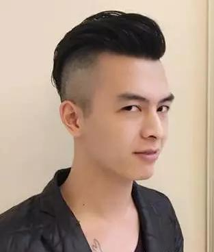时尚男士短发发型