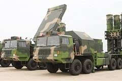中国红旗9性能不输美俄防空导弹