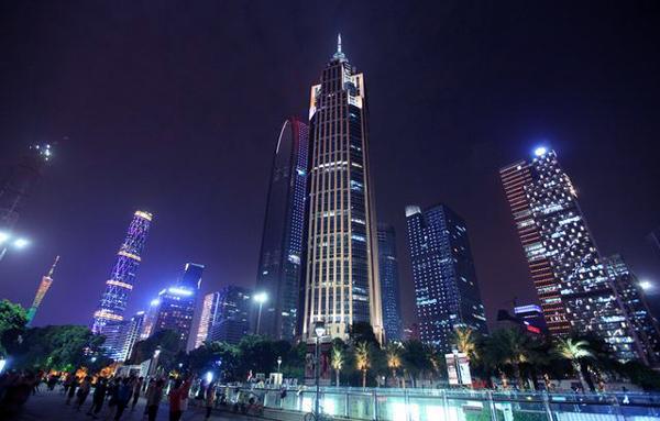 珠江新城gdp_有一种 一线省份 叫广东