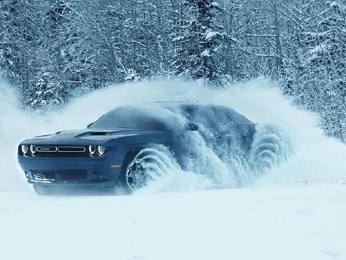 """道奇Challenger GT AWD发布:作为全球首款…"""""""