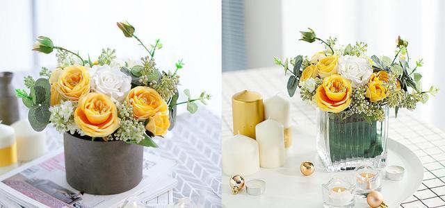 丁香花和代表纯洁的丁香,历史的是组成,美好,永恒v代表的仿真花,让诺言玫瑰中药地花束图片