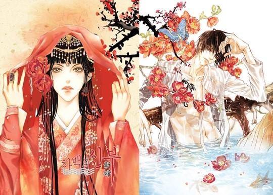 电视剧《河伯的新娘2017》将原著漫画发生在古代的故事搬到了现代首尔