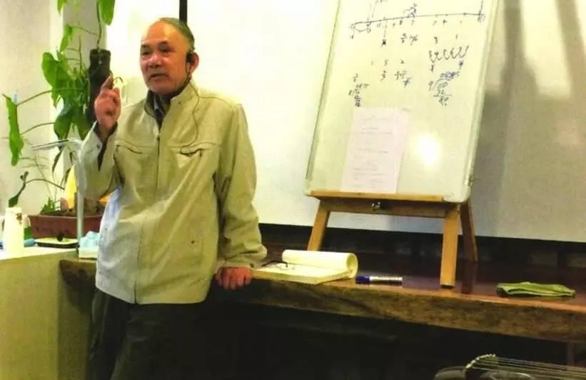 耄耋琴家 古稀琴龄记古琴名家陈长林先生