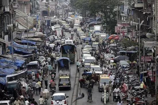印度的gdp是靠什么意思_哈佛预测8年后印度赶超中国 印度人自己可能都不信