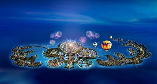 中国海南海花岛太原展厅:太原恒大华府展示中心03517989999且儋州受