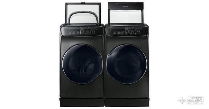 """想要一次解决洗衣需求 三星建议你带整套洗衣系统"""""""