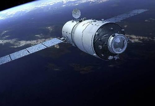 """【国内】中国航天今年目标对接天宫二号 从月球带"""""""