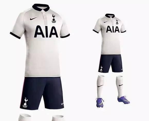耐克挤掉UA,每年3千万镑成为热刺新球衣赞助商