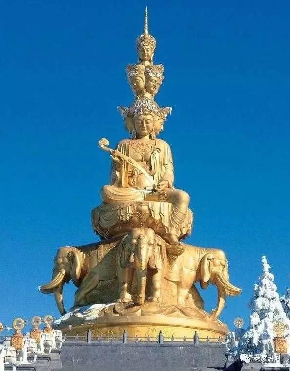 国内最著名的7大巨型佛像景点,其中一座花了90年才完成! - 风帆页页 - 风帆页页博客