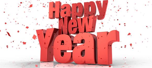 各种新年祝福语用英语怎么说?