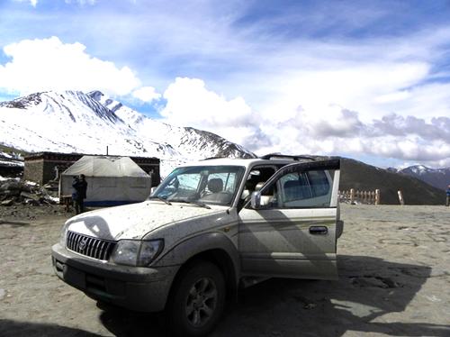 川藏线租北汽路霸到拉萨旅游要多少钱
