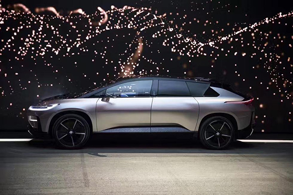 FF91发布 真能挽回投资人对乐视汽车的信心吗高清图片