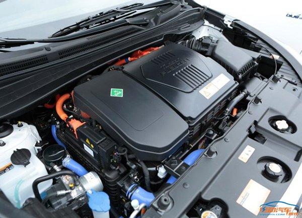 现代100kw燃料电池动力参数