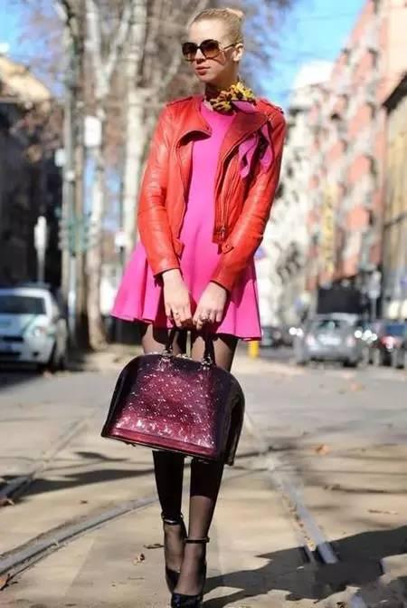 服饰颜色如何搭配最好看!女人必看