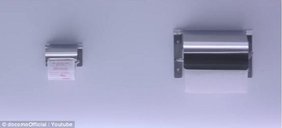 逆天的日本厕所 提供手机卫生纸防止交叉感染 - 康斯坦丁 - 科幻星系