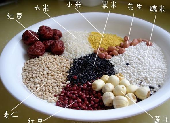 【腊八粥的做法】材料_图片_怎么做_腊八节腊八粥