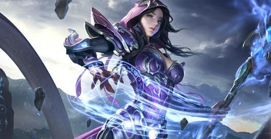 魔龙世界vs光明大陆 哪款画面你觉得更魔幻?