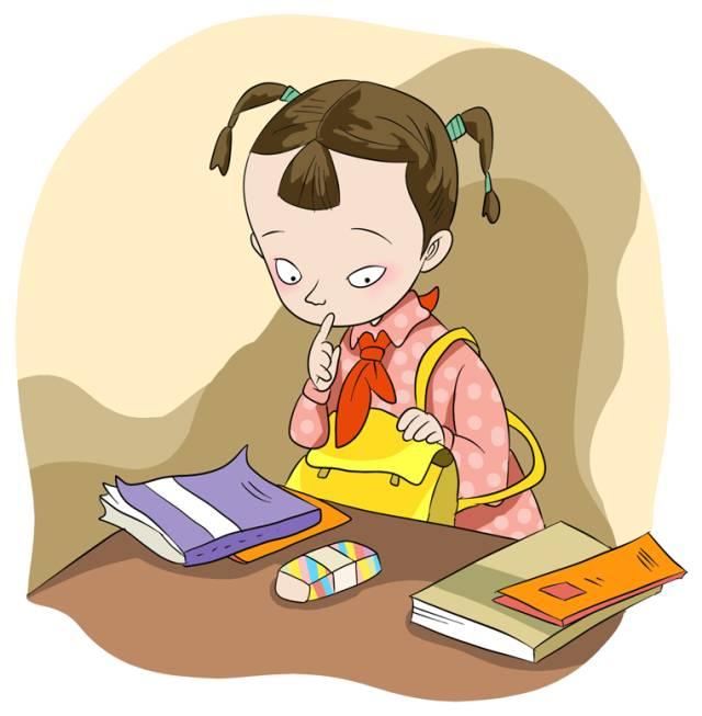 一次,在和当地小朋友座谈时,他发现坐在旁边的小女孩盯着看他放在桌上图片