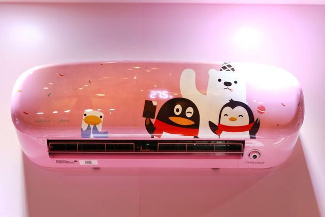 腾讯QQ与美的达成战略合作 推出10款智能家电的照片 - 2