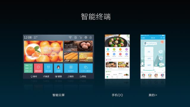 腾讯QQ与美的达成战略合作 推出10款智能家电的照片 - 7