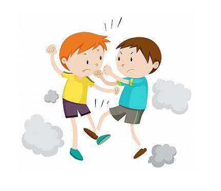 幼儿园孩子打架,家长介入对孩子的影响