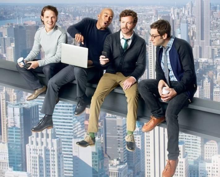 拿到美剧Men at Work改编授权《京城四少》想为创业笑剧立个标杆