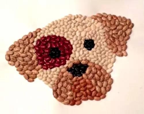 豆子手工制作小猫