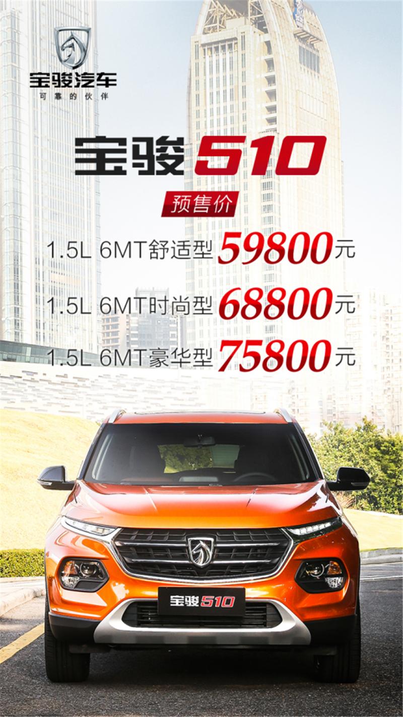 价格优势能否助宝骏510找到新的SUV蓝海? - 周磊 - 周磊