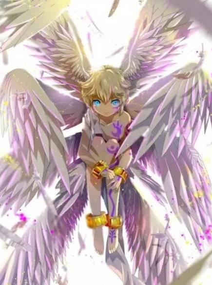 兽_他是数码宝贝中凌驾三大天使的最强天使数码兽