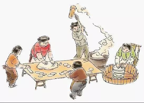 【闽侯故事】细数腊八后春节前的民俗风情!图片