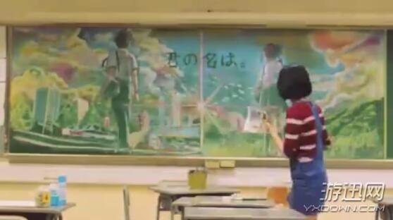 黑板报花边纹样设计1000例 绘制 你的名字
