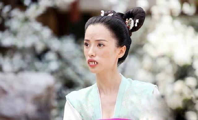 中国四大丑女_嫫母不止是中国四大丑女,而且还是四大丑女的榜首.