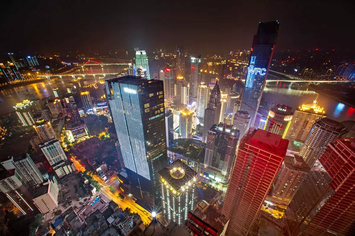 62年重庆GDP_内循环下,上半年GDP被重庆超越,广州一线城市地位还能保多久