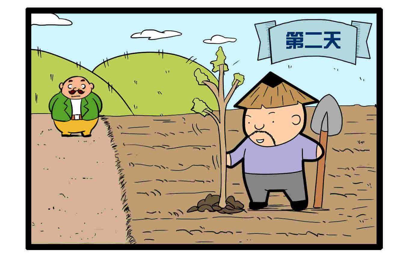 阿土博耕地《漫画v耕地之假借退耕还林之名》漫画楚楚动人的图片
