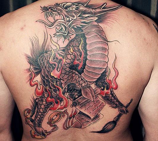 为什么很多人纹身会选择纹这些