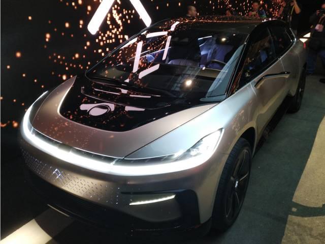 想手撕贾跃亭 乐视超级汽车就是个纯PPT壳子高清图片