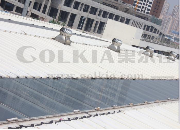 金属钢结构厂房屋面防水解决方案