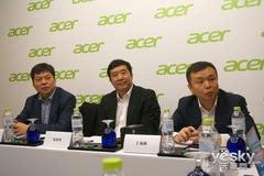 宏碁高层专访:三大细分发力2017年消费市场