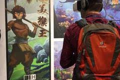 光用智能手机就能玩转VR游戏?CES眼见为实