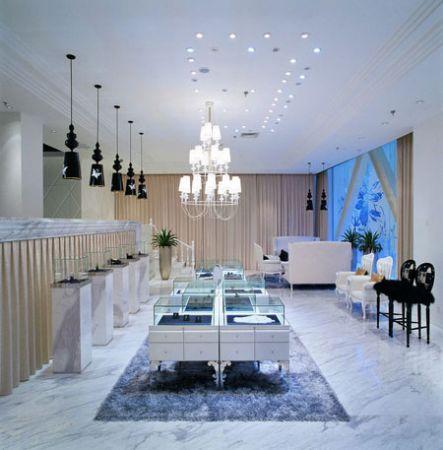 燕郊珠宝店装修效果图 ,是跟上次一家公司设计的.图片