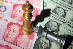 一触即发,人民币开启对美元绝地反击行动。